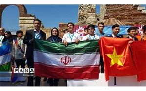 """کسب 2 مدال طلا و نقره رقابت های جهانی """"ریاضی بدون مرز"""" توسط دانش آموز خوزستانی"""