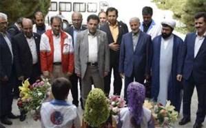رئیس جمعیت هلال احمر به سیستان و بلوچستان  سفر کرد