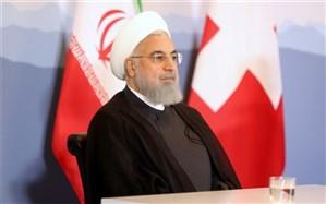 روحانی: ایران خواهان جبران خروج آمریکا از برجام توسط ۵ کشور طرف مذاکره است