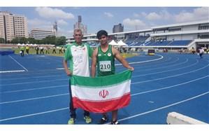 دوومیدانی انتخابی المپیک نوجوانان؛ مدال نقره پرتاب دیسک به رحمانیفر رسید