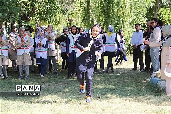 اردوی دانش آموزان پیشتازان آذربایجان غربی