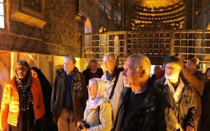 بازدید از موزه اردبیل