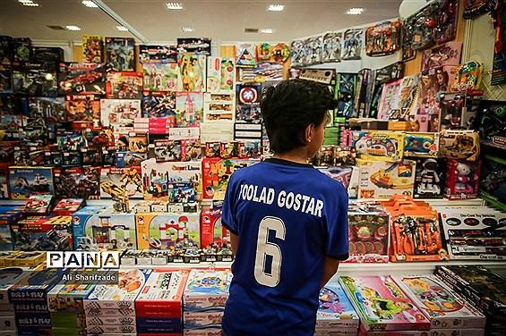 هشتمین نمایشگاه بازی و اسباب بازی