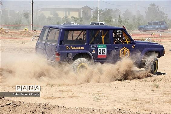 همایش بزرگ اتومبیلرانی و موتورسواری در شهرستان اسلامشهر