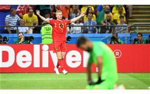 جام جهانی 2018؛ خط قرمز شیاطین اروپایی روی نام برزیل