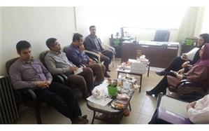 نشست هم اندیشی کارشناسان سلامت آموزش و پرورش شهرستان ها ی استان کردستان برگزار شد