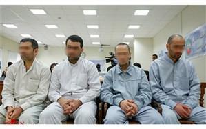 اجرای حکم اعدام ۸ نفر از عناصر گروهک داعش مرتبط با حمله به مجلس+ اسامی