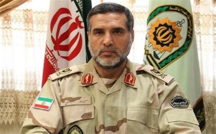 فرمانده مرزبانی سیستان و بلوچستان
