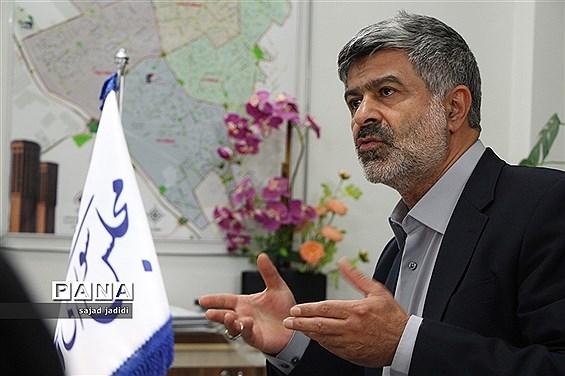 نشست خبری نایبرئیس گروه عمران مجلس شورای اسلامی در یزد