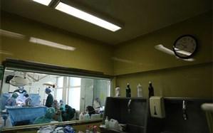 گم شدن انگشت پای بیمار در بیمارستان ورامین!
