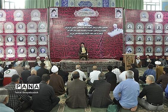 یادواره روحانیون شهید و فقید شهرستان قائمشهر