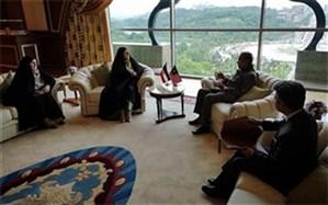 ابتکار پیام برجامی روحانی را به نخست وزیر مالزی ابلاغ کرد