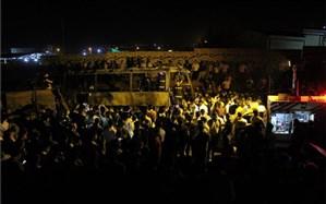 3 روز عزای عمومی در استان کردستان  در پی سانحه ترمینال سنندج اعلام شد