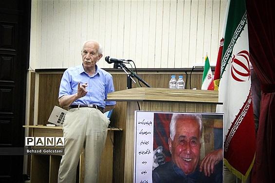 مراسم یادبود و بزرگداشت مرحوم استاد سید حسن انزلی در ارومیه