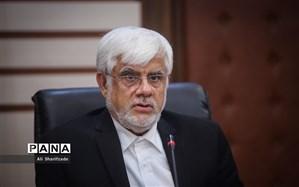 محمدرضا عارف عضو کمپین «همه بر پا» شد