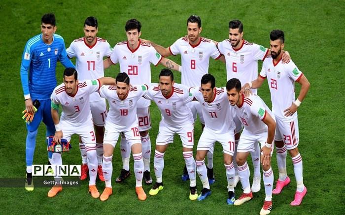 دیدار تیم های ایران و پرتغال در جام جهانی 2018 روسیه