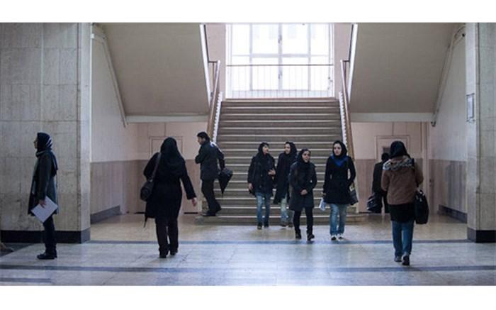 دانشگاه ها - وزارت علوم - دانشجویان