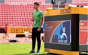 دوومیدانی قهرمانی جوانان جهان؛ پیرجهان  فینالیست شد