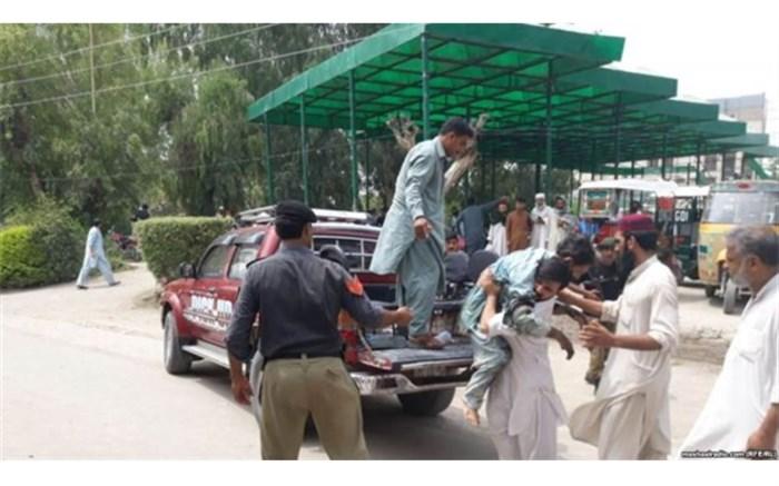 ۸۵ کشته و ۱۵۰ زخمی در حمله انتحاری بلوچستان پاکستان/ داعش بر عهده گرفت