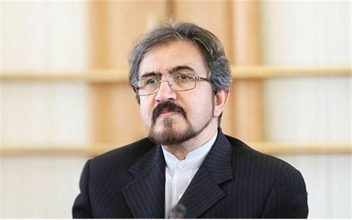 همدردی ایران با خانواده قربانیان حمله انتحاری بلوچستان پاکستان