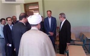 وزیر آموزشو پرورش ٤٣ کلاس درس را در غرب استان تهران افتتاح کرد