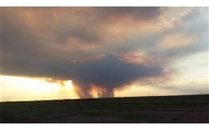 آتش هورالعظیم دید جادههای خوزستان را کور کرد