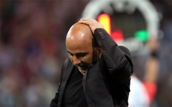 سامپائولی از سرمربیگری تیم ملی آرژانتین برکنار شد