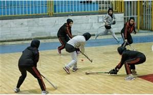 تیم ملی هاکی بانوان در اردبیل اردو میزند
