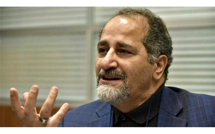 فریدون وردی نژاد سفیر سابق ایران در چین