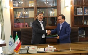دانشگاه شهید رجائی و ستاد توسعه زیستفناوری معاونت علمی تفاهـمنامه همکاری  امضا کردند
