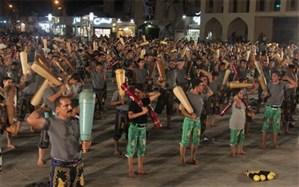 بزرگترین اجتماع ورزش باستانی با حضور 1500 ورزشکار پهلوانی