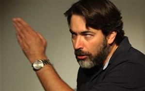 پارسا پیروزفر با ریش و موی انبوه در یک فیلم قدیمی + عکس