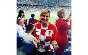 کرواسی و رییس جمهوری که ستاره شد!