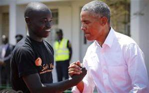 تصاویر/  سفر اوباما به زادگاهش در آفریقا