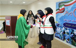 پیش اردوی ملی پیشتازان دختر در اهواز برگزار شد