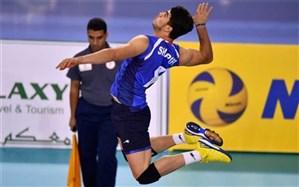 ملیپوش والیبال ایران مشکوک به کرونا شد