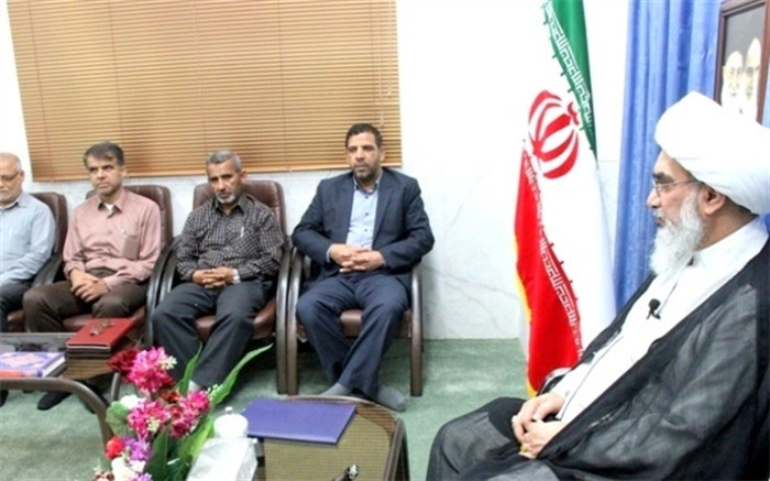 دیدارناظرین شورای نگهبان استان بوشهر