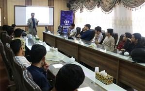 کارگاه آموزشی اصول خبرنویسی و عکاسی خبرنگاران پانا تبریز برگزار شد