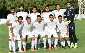 ترکیب تیم امید ایران برابر تاجیکستان اعلام شد