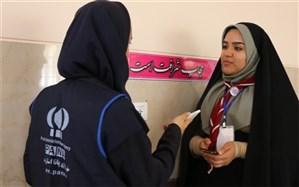 آغاز اردوی استانی پیشتازان دختر فارس با حضور ۱۵۰ دانش آموز