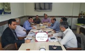 تشکیل کمیته استانی هدایت تحصیلی آموزش و پرورش استان گلستان