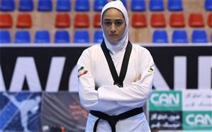 ملیکا میرحسینی قهرمان تورنمنت تکواندو کرهجنوبی شد