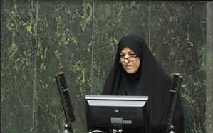 «اولاد قباد» رئیس فراکسیون زنان مجلس شد