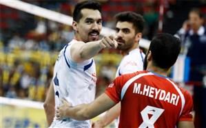 ستاره والیبال ایران از از تیم قطری کنار گذاشته شد