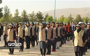 اردوی انتخابی ملی  پیشتازان فارس امروز به کار خود پایان داد