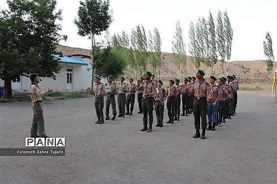 پذیرش پسران پیشتاز در اردوی مهارتی رقابتی سازمان دانش آموزی استان سمنان