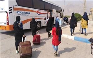 اعزام 17دانش آموز تنگستانی به اردوی بنیاد علوی