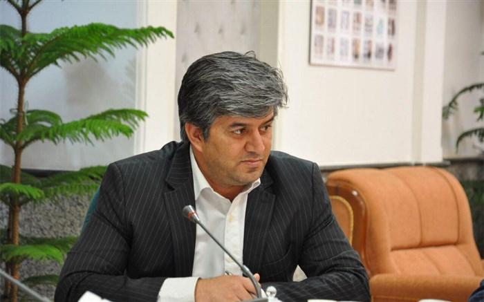 معاون امور بازرگانی و توسعه تجارت سازمان صنعت، معدن و تجارت خراسان جنوبی