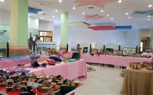 برگزاری نمایشگاه دستاوردهای برتر مهارت و کارآفرینی در میناب