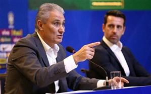 قرارداد تیته با تیم ملی برزیل تمدید شد
